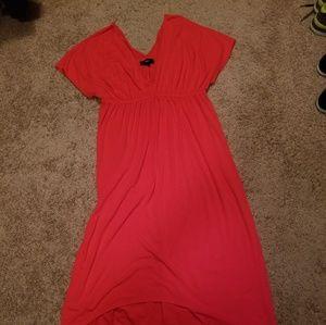 Dresses & Skirts - Watermelon color maxi dress